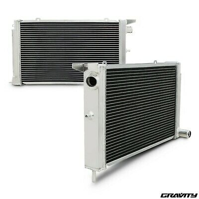 48Mm High Flow Alloy Aluminium Race Radiator Ford Escort Rs Turbo Series 2 86-90