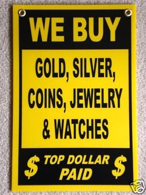 "NEW ""WE BUY GUNS GOLD COINS/"" 26x20 SOLID//ANIMATED LED SIGN W//CUSTOM OPTION 21248"