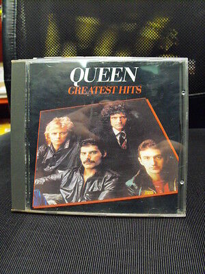 Queen - Greatest Hits - Cd (H9)