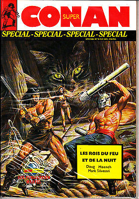 Conan  Super  Special  N° 3     Publication  Marvel  Mon Journal