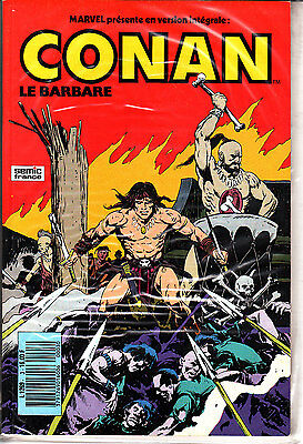 Conan  Le  Barbare  :n°  3      Editions   Semic France