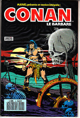 Conan  Le  Barbare  :n°  4      Editions   Semic France