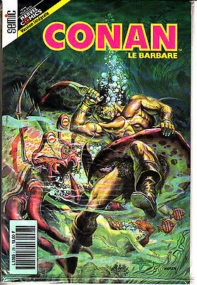 Conan  Le  Barbare  :n°28     Editions   Semic France