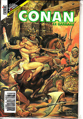 Conan  Le  Barbare  :n°33     Editions   Semic France