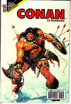 Conan  Le  Barbare  :n°39   Editions   Semic France