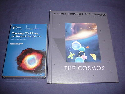 Teaching Co Great Courses  DVDs :          COSMOLOGY       new & sealed  + BONUS