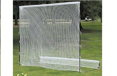 Agxgolf Golf Practice & Driving Net: Use Indoors Or Outdoors Free Impact Tape