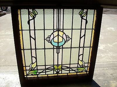 Stained Glass Landing Window cluster (SG 1178)