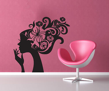 BEAUTIFUL WOMAN Wall Art - Various Colours & Sizes
