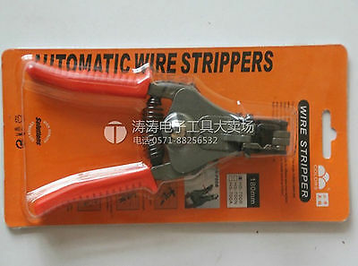 Automatic wire Strippers stripping range 0.5-6mm² HS-700B