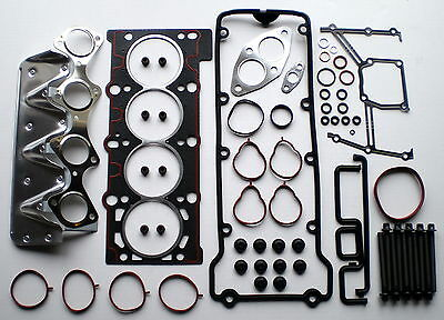 HEAD GASKET SET & BOLTS BMW E36 E46 316i 318i 318ci 318ti Z3 8V 1.9 M43 1996-03