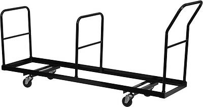 Folding Chair Cart Dolly 35 Chair Capacity