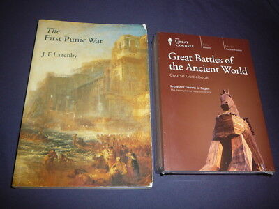Teaching Co  Great Courses CDs : GREAT BATTLES of the ANCIENT WORLD  new + BONUS