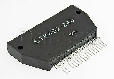 STK402-240 New Replacement IC Audio Amplifier Integrated Circuit