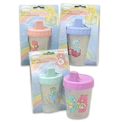 American Greetings Care Bear Toddler Cup  You Choose Color