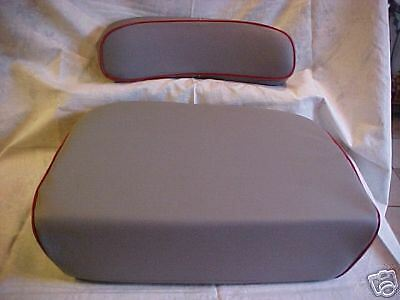 MASSEY FERGUSON SEAT and BACKREST for MF235, MF240, MF245, MF250, MF283