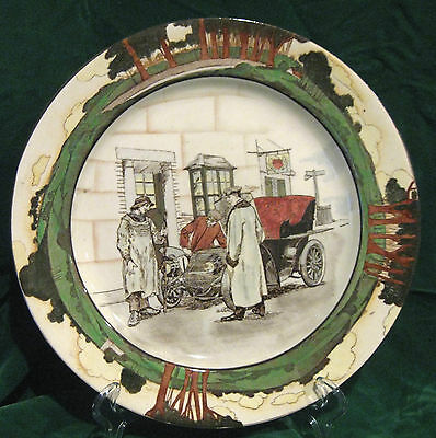 Royal Doulton Automobile Series Plate