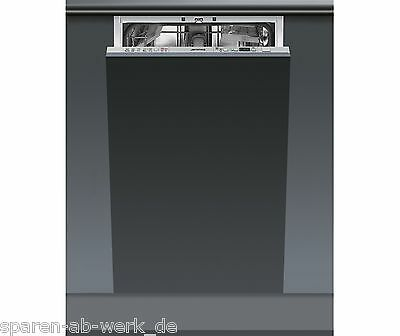 smeg einbau geschirrsp ler sta4526 sp lmaschine a a. Black Bedroom Furniture Sets. Home Design Ideas