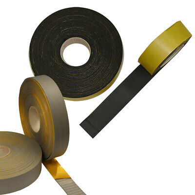 12rollen 15m rohrisolierung tape f r armaflex kaiflex. Black Bedroom Furniture Sets. Home Design Ideas