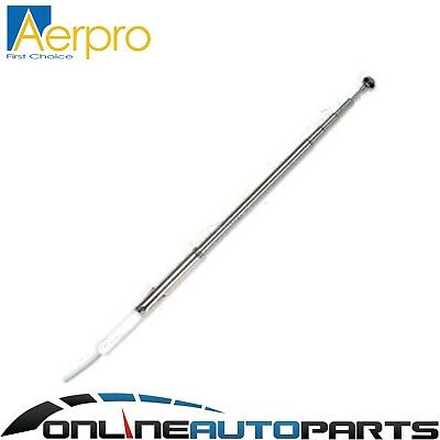 Power Antenna Mast +Rope Mitsubishi Pajero NM NP 00-06 Deluxe Version Car Aerial