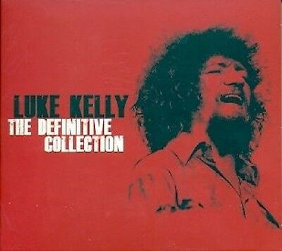 Luke Kelly The Definitive Collection 2 Cd (The Dubliners)