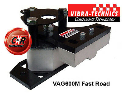 VW Bora 2WD Vibra Technics R/H Side Engine Mount Fast Road VAG600M Vibratechnics