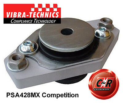 Peugeot 306 Vibra Technics Transmission Mount - Competition PSA428MX