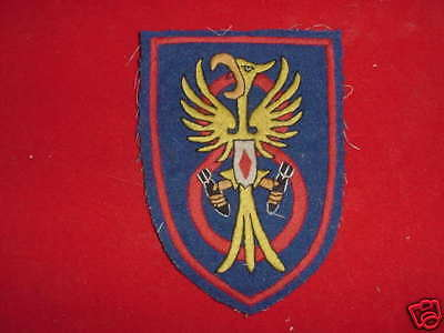 785TH BOMB SQUADRON 466th GROUP 8TH AAF JACKET PATCH