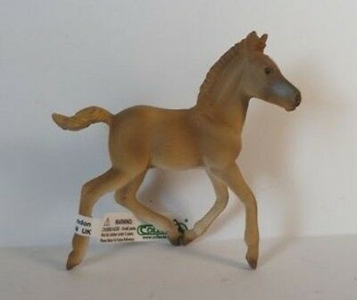 CollectA #88517 Haflinger Foal Walking, Toy Model Horse