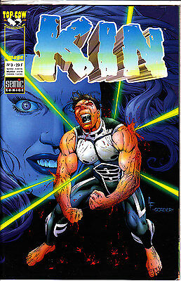 Kin : N° 3    Editions   Semic  Comics