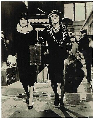 Tony Curtis & Jack Lemmon b&w photo from the 'Some Like It Hot' Unsigned