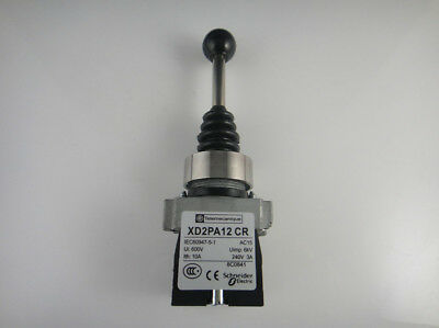 2NO 2 Position Locked Wobble Stick Switch XD2PA12CR