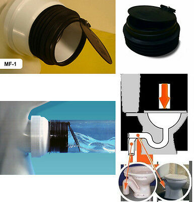 MultiFlap MF1 ARB1 Anti Cross-Flow and Rodent Barrier Valve