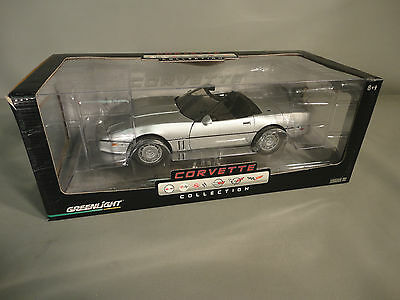 Greelight Collectible Model Car - Limited Edition Corvette Collection