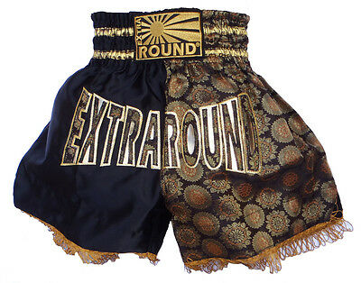 Short Boxe / Muay Thai / Kick Boxing / K1 - polyester - Extra Round