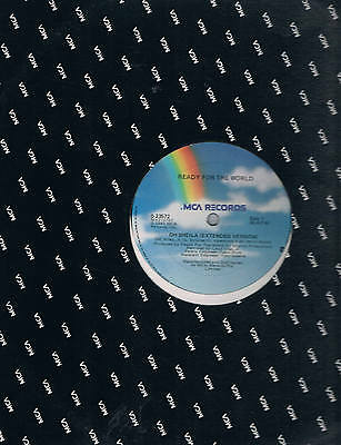 "READY FOR THE WORLD - Oh Shelia - 3 trk 12"" single"