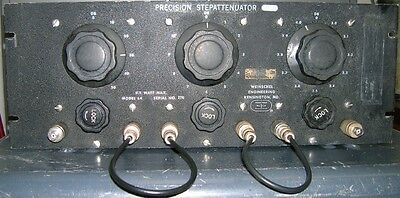 Weinschel Eng. Precision Variable Attenuator, Model#64