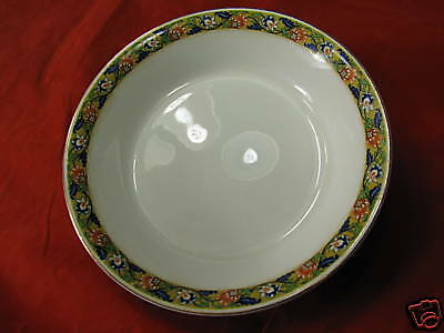 Three Alfred Meakin The Hebrides England Berry Bowl