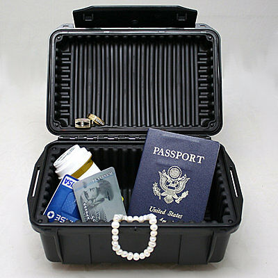 Heavy Duty Magnetic Stash Box Case Secret Safe Hidden Diversion Security Hide HR