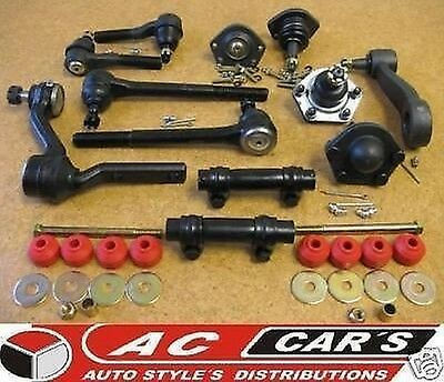KIT SUSPENSION STEERING CHEVY C1500 2WD 1991 Standard Desing
