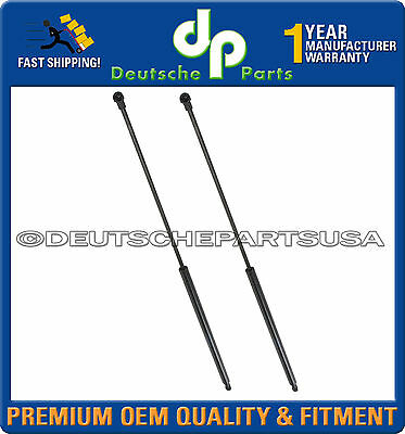 FRONT HOOD LIFT SUPPORTS SHOCKS STRUTS ARMS DAMPER for BMW E65 E66 745i 745il