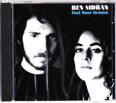 BEN SIDRAN- Feel Your Groove CD (NEW 1971 Jazz-Orchestral Classic) Curley Cooke