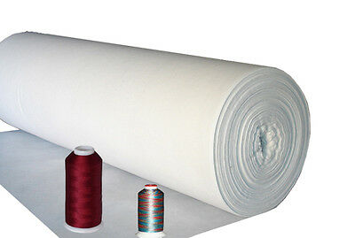 "25yds x 20""  Cutaway Embroidery Backing Stabilizer 100% Poly 75GSM"