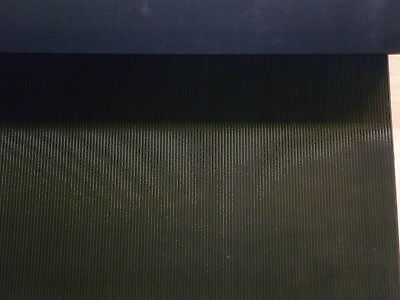 3M LONG x 1.2M WIDE RUBBER MATTING FOR DOG CAGE / PEN FLOOR - 3MM THICK