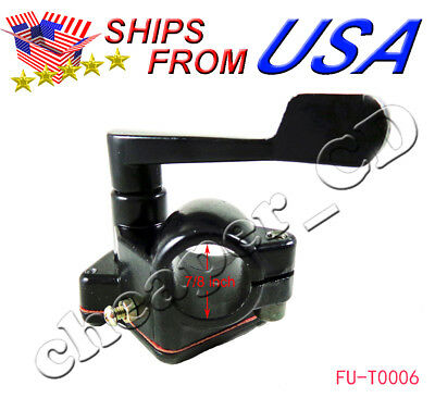 Throttle Lever Thumb Controller Assembly ATV Quad Pit bike 110cc 150cc chinese