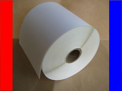 1 Roll 400 4x6 Direct Thermal Labels Zebra 2844 Eltron JUMBO ROLL *FREE SHIP*