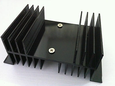 5pcs Heat Sink for Solid State Relay SSR Up To 60A