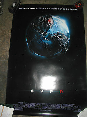 Aliens Vs. Predator Requiem / Original  U.s. One-Sheet Movie Poster