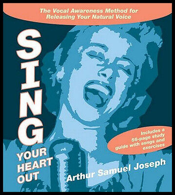 SING YOUR HEART OUT - Arthur Samuel Joseph .. 3 CDs .... NEW