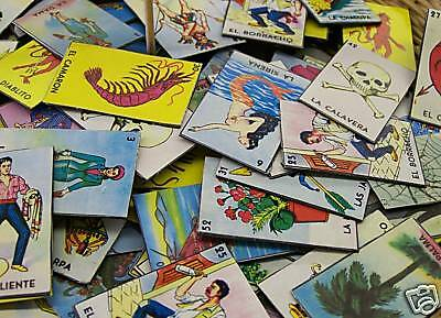 Nice! Mexican Loteria Game Mousepad Montage of Loteria Images
